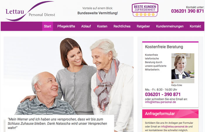 Pflegekräfte aus Polen