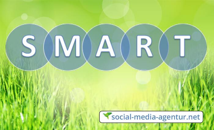 Smart |spezifisch | messbar | ausführbar | realistisch | terminbar